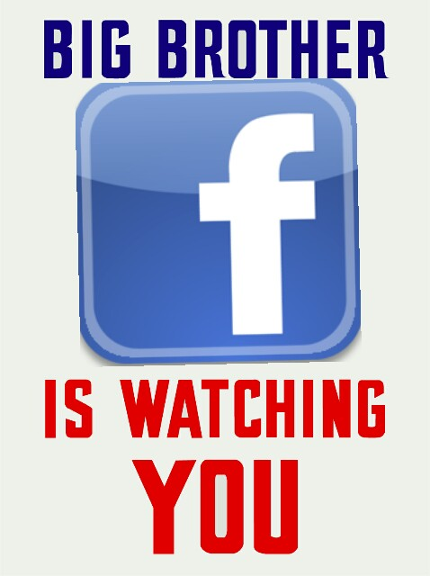 Smile, Facebook Is Watching You!
