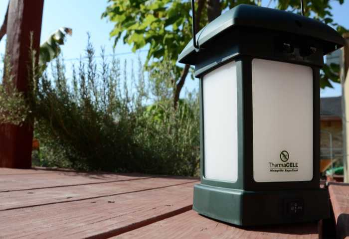 Review: ThermaCELL Outdoor Lantern Helps You Take Back the Outdoors