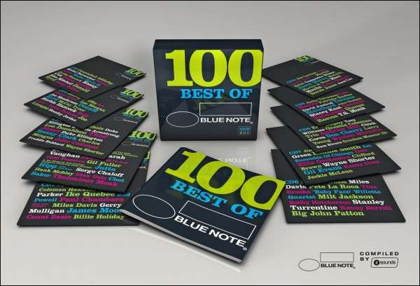Music Diary Review: 100 Best of Blue Note (10-CD Box) (2010/11, Jazz)  Music Diary Review: 100 Best of Blue Note (10-CD Box) (2010/11, Jazz)