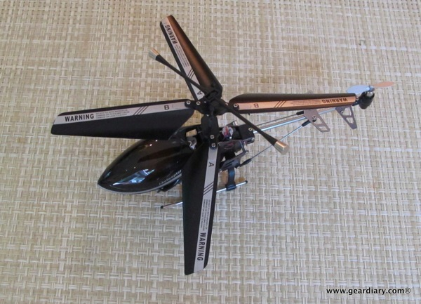 iOS-Enabled Gear Review: iHelicopter Remote Controlled Helicopter