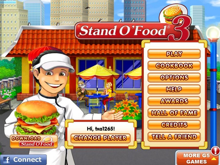 iPad Game Review: Stand O'Food 3