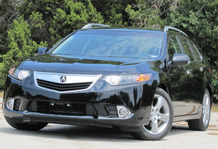 2011 Acura TSX Sport Wagon in a Class (Almost) By Itself