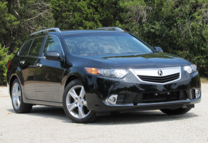 GearDiary 2011 Acura TSX Sport Wagon in a Class (Almost) By Itself