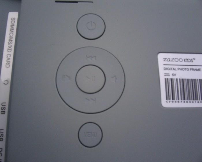 ZAZOO KiDS Digital Photo Clock Review