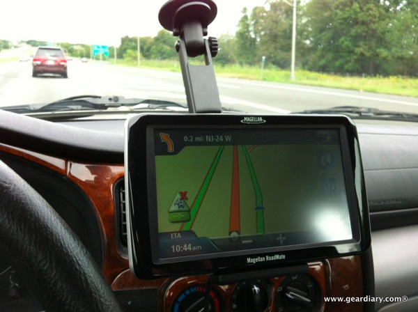 Magellan RoadMate 9055-LM GPS Review