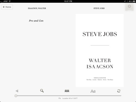 Steve Jobs Biography Out Now  Steve Jobs Biography Out Now