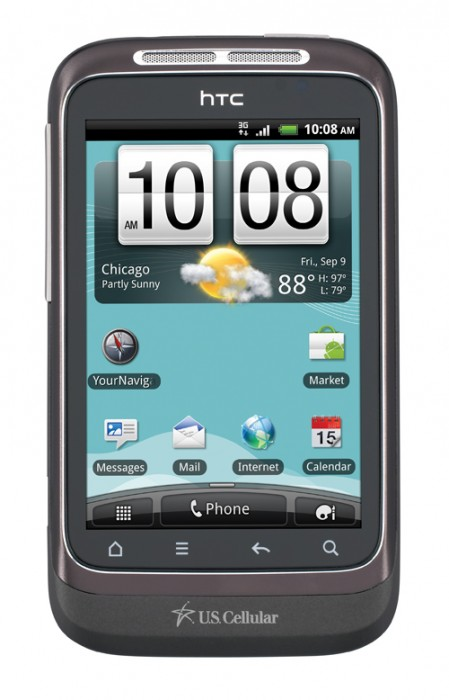 HTC Wildfire S Lands on US Cellular for FREE (With Contract)