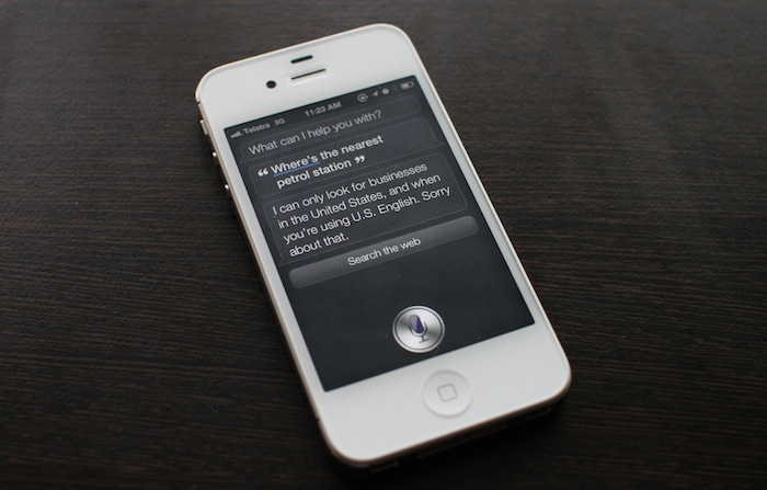 Ask Siri anything...as long as you're in the US