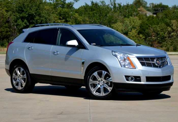 2012 Cadillac SRX Gets a New Ticker  2012 Cadillac SRX Gets a New Ticker  2012 Cadillac SRX Gets a New Ticker