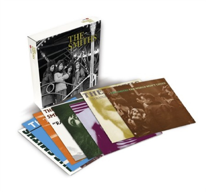 Music Diary Notes: The Smiths Complete (8CD Box Set)