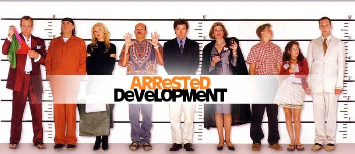 Arrested Development Lives!