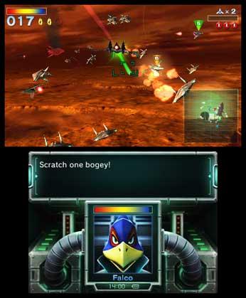 Star Fox 64 3D Nintendo 3DS Review
