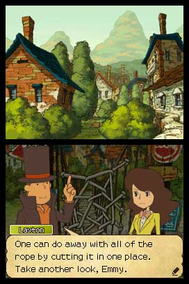 Professor Layton and the Last Specter Nintendo DS Review  Professor Layton and the Last Specter Nintendo DS Review