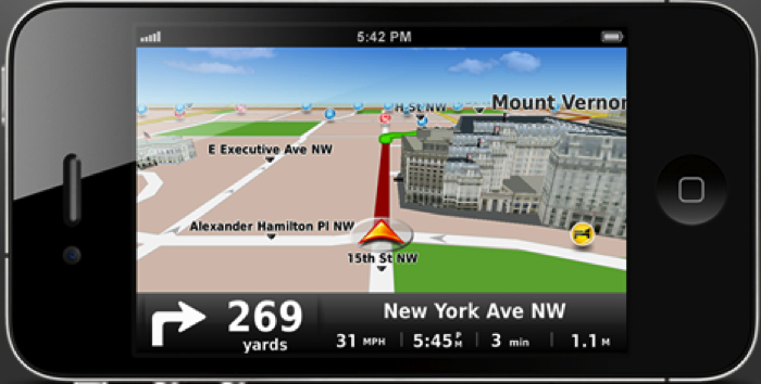 The Dynavix Navigation App for iPhone Review