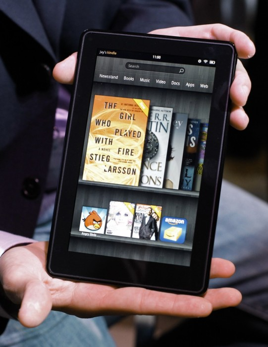 "Kindle Fire Usability Study Speaks to the Entire 7"" Android Tablet Market"