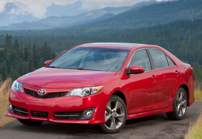 2012 Toyota Camry More of the Same Except Everything Has Changed  2012 Toyota Camry More of the Same Except Everything Has Changed  2012 Toyota Camry More of the Same Except Everything Has Changed