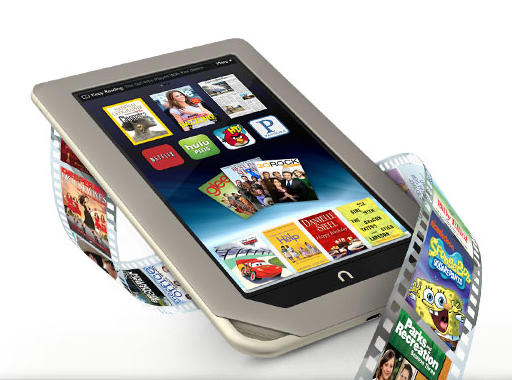 $199 NOOK Tablet Rumored