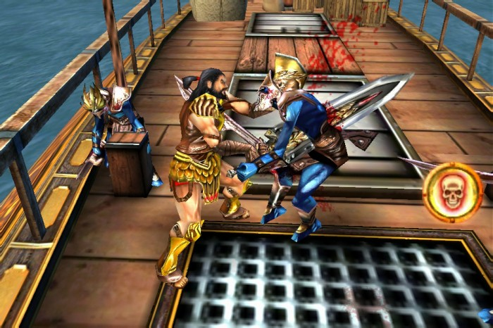 GameLoft Abruptly Changes Hero of Sparta 2 to 'Free to Play', Angering Current Owners