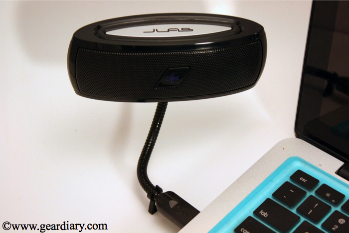 JLab b-Flex X-Bass USB Laptop Speaker Review