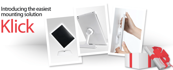 GearDiary Joy Factory Klick Desk Stand for iPad 2 Review