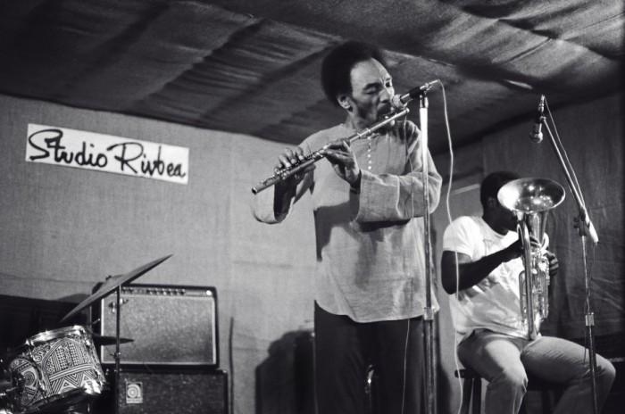 RIP Free-Jazz Legend Sam Rivers at 88