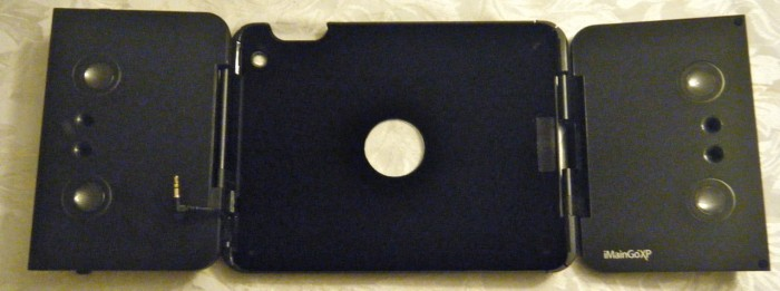 iMainGoXP iPad Speaker Case Review