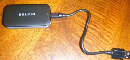 Belkin Portable Power Pack 1000 Cell Phone Charger Review