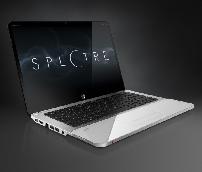 HP Introduces ENVY 14 Spectre With Glass Cover Design