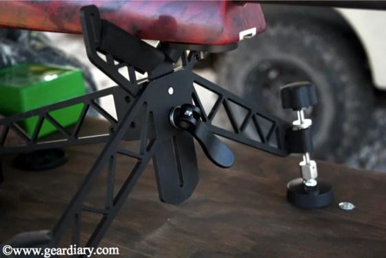 Montie Gear Precision Gun Rest Review  Montie Gear Precision Gun Rest Review