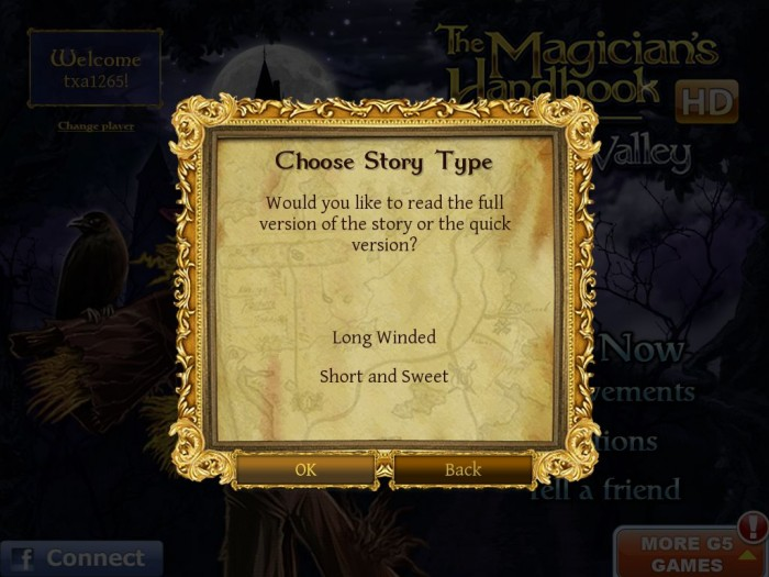 The Magician's Handbook: Cursed Valley for iPad Review  The Magician's Handbook: Cursed Valley for iPad Review  The Magician's Handbook: Cursed Valley for iPad Review