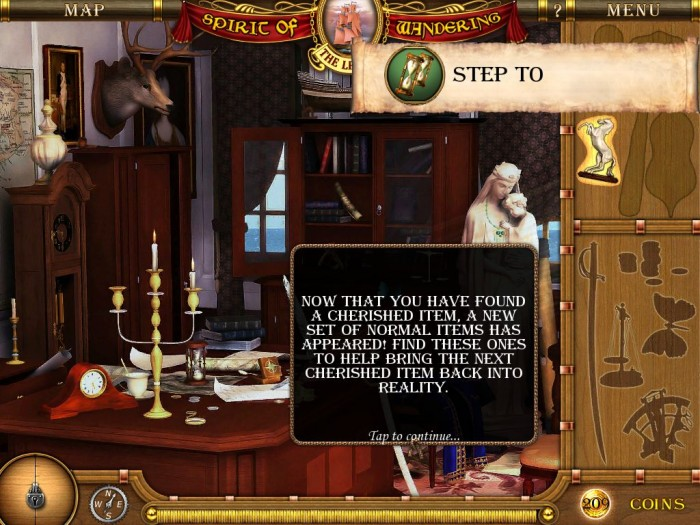Spirit of Wandering - the Legend, HD iPad Game Review  Spirit of Wandering - the Legend, HD iPad Game Review