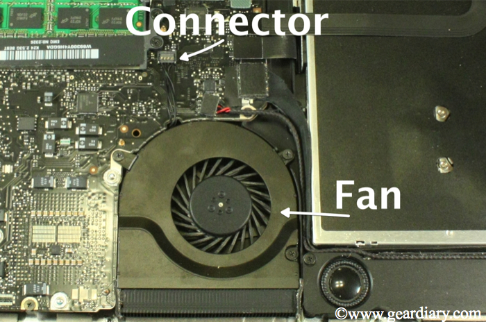 Cleaning the Fan: How My MacBook Pro Avoided the Trash, Part 2