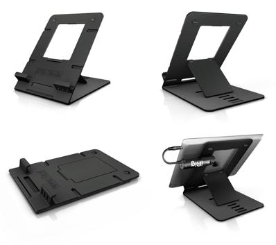 IK Multimedia presents iKlip Studio Desktop Stand for iPad