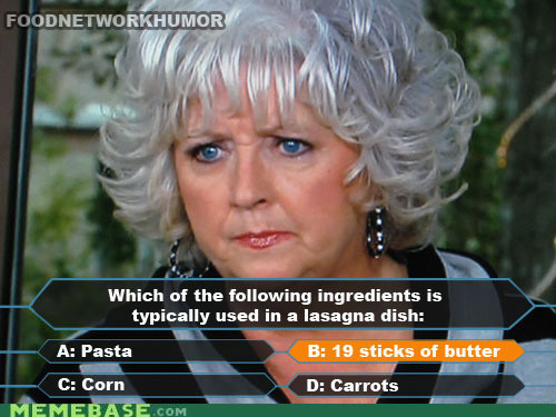Will Paula Deen Switch To Lite Cooking?