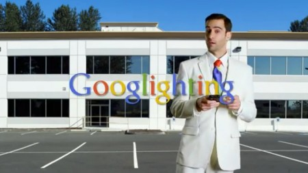 Microsoft Pokes Fun at Google Apps with New 'Googlighting' Spot