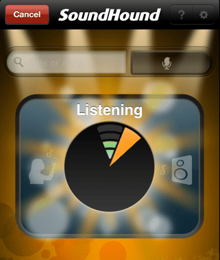 SoundHound, the Awesome iOS App of the Day