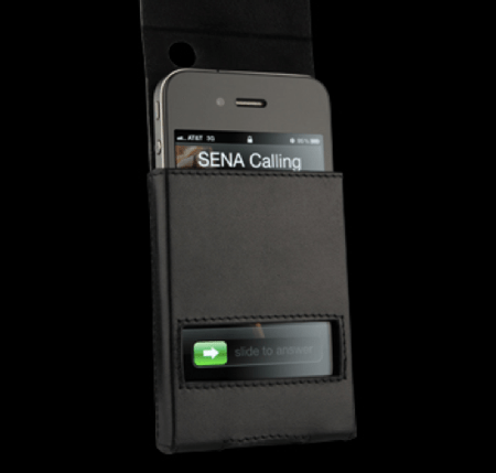 Sena Creativo Pouch for the iPhone 4S review  Sena Creativo Pouch for the iPhone 4S review