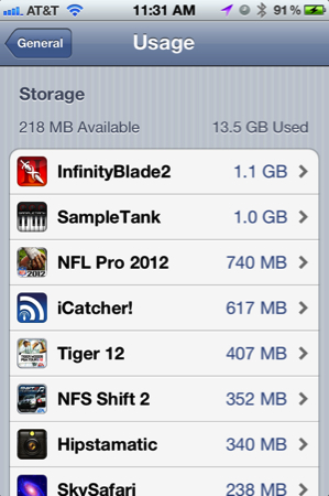 Hoarding! Why Can I Not Clean Up My iPhone?