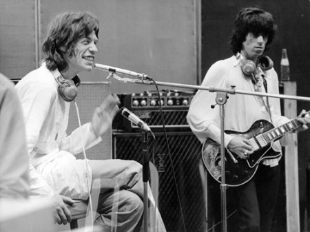 GearDiary Watch The Rolling Stones Rehearse and Record 'Sympathy for the Devil' in 1968