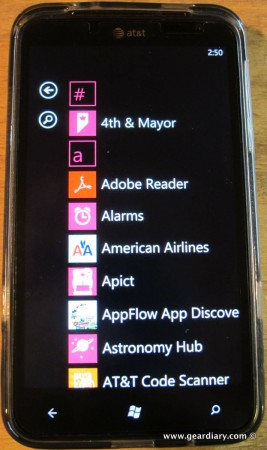 Checking Out Windows Phone Speed, Apps, Camera, Music Player and Games