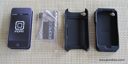 The Incipio Stowaway for iPhone 4 and 4S Review