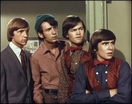 RIP Davy Jones, Lead Singer of The Monkees
