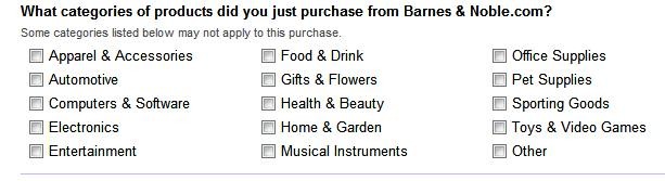 Random Cool Image: The Hardest Survey Question I Have Ever Faced