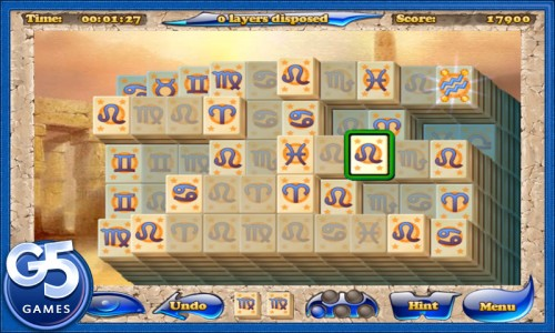 Mahjongg Artifacts for the Kindle Fire Review