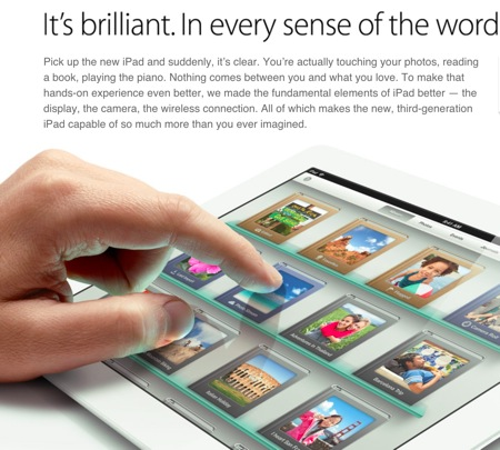 A Week with the iPad 3