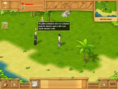 The Island: Castaway HD for iPad Review  The Island: Castaway HD for iPad Review  The Island: Castaway HD for iPad Review