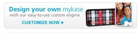 Mykase for iPhone 4 4S by BodyGuardz 2 1