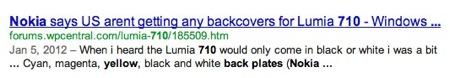 Nokia back plates 710 yellow Google Search