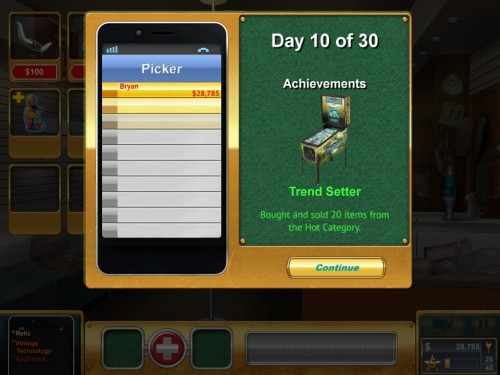 Pickers HD for iPad Review