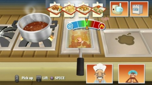 Order Up! for PlayStation 3 Review